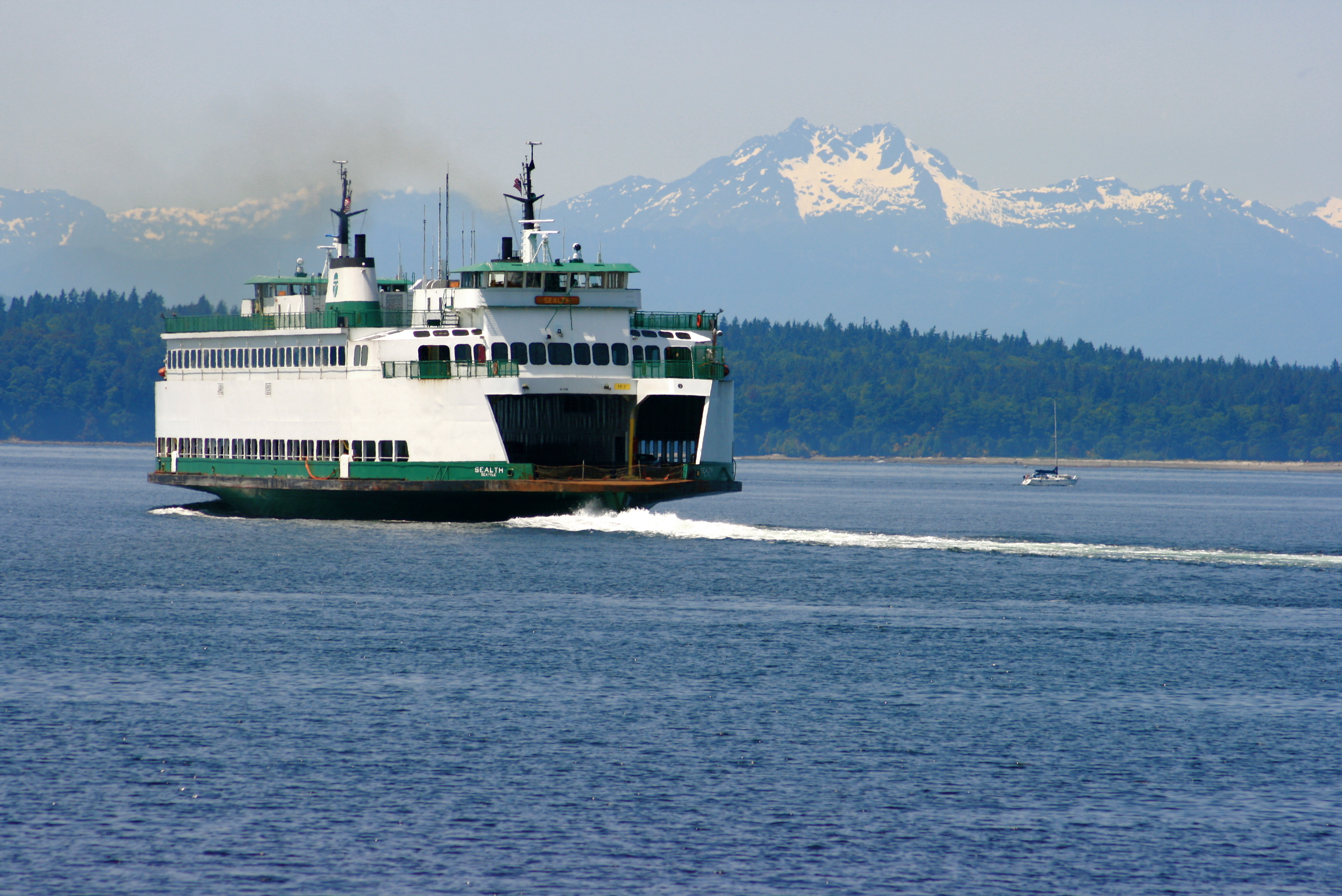 Ferry From Seattle To Orcas Island