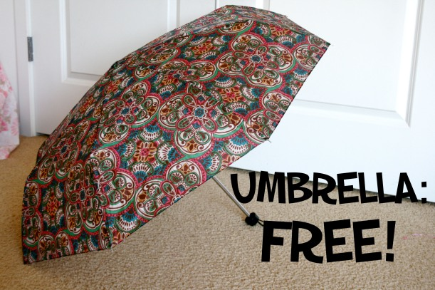 Super Score! umbrella