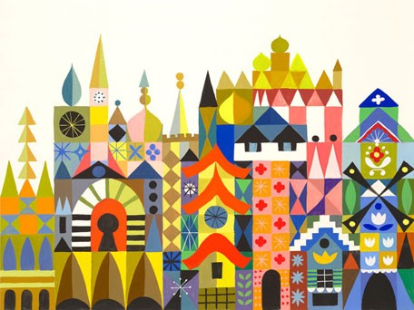 Mary Blair It's a Small World