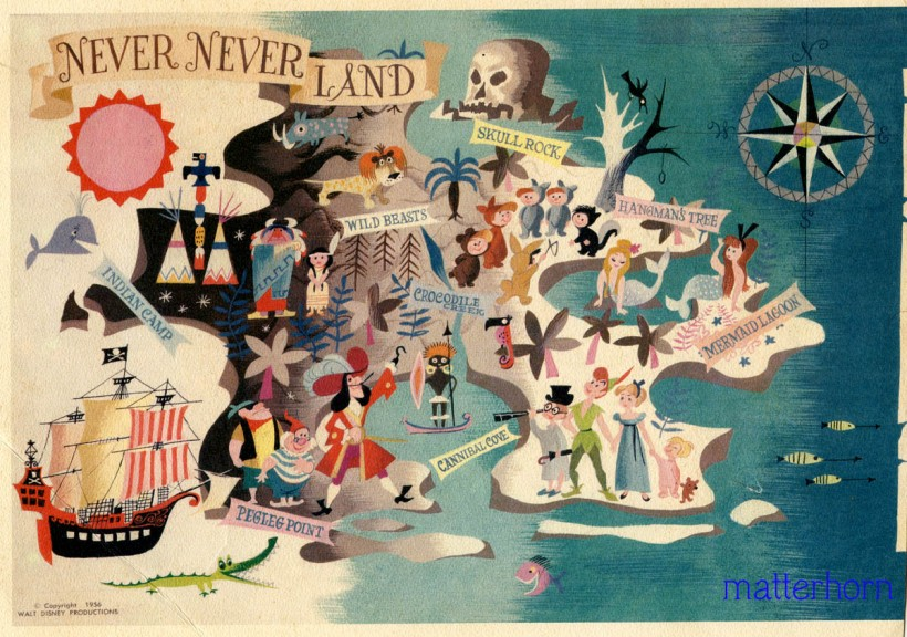 Mary Blair Neverland