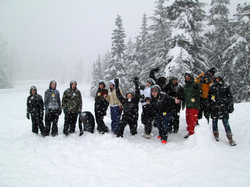 Snowblast
