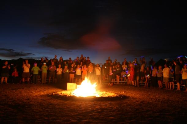 Mexico Campfire