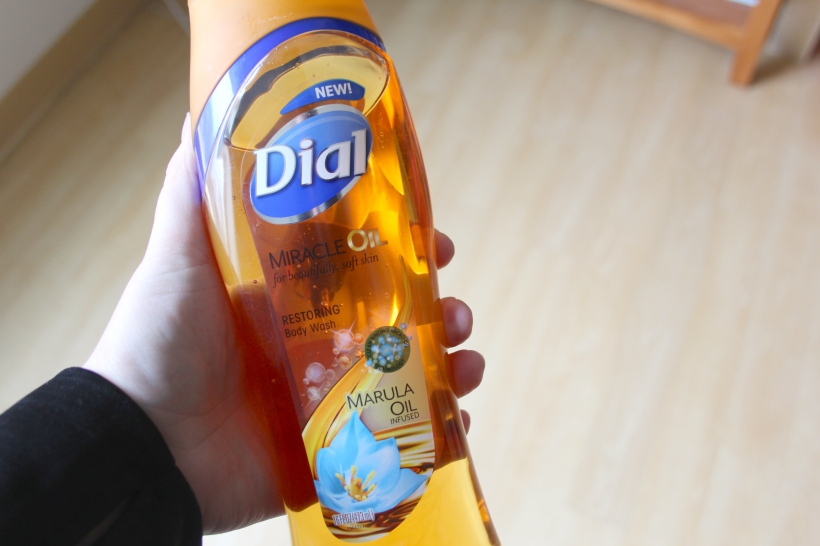 Dial Miracle Oil Bodywash